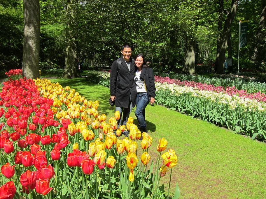 Keukenhof tulip gardens season garden ftempo for Busch gardens ez pay phone number
