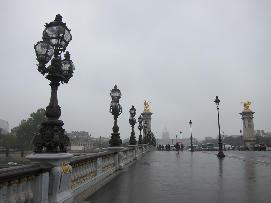 is paris the most beautiful in the rain the selfish years. Black Bedroom Furniture Sets. Home Design Ideas