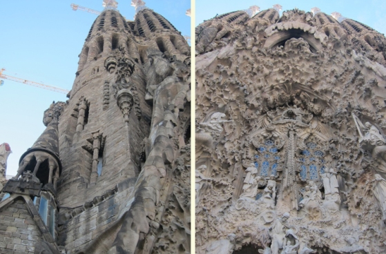 Back of Sagrada