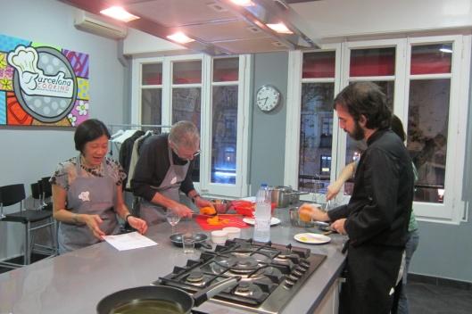 Barcelona Cooking 02