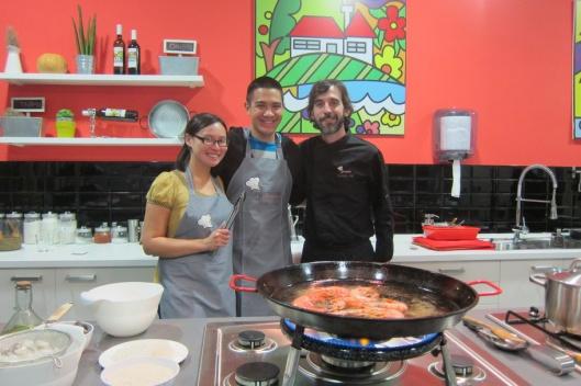 Barcelona Cooking 07