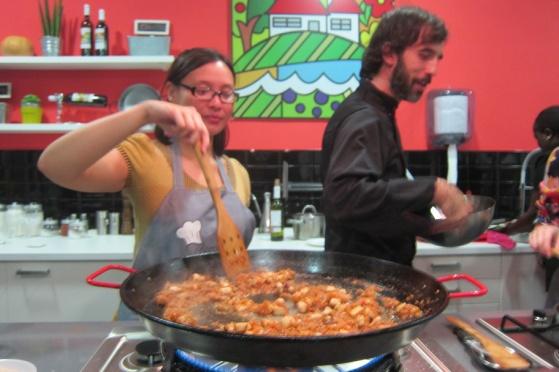 Barcelona Cooking 09