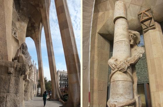 Front of Sagrada
