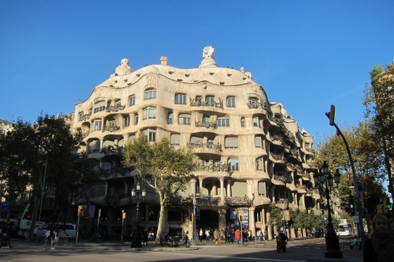 Gaudi Houses 01