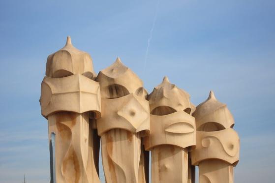Gaudi Houses 08