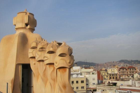 Gaudi Houses 12