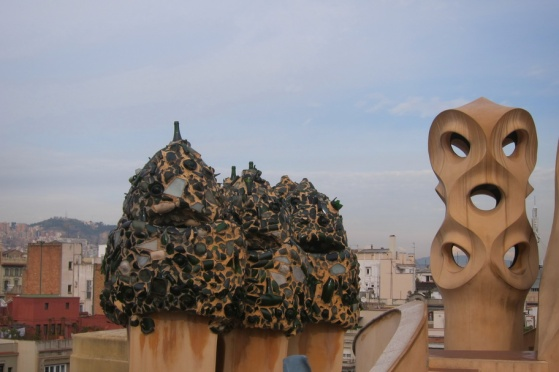 Gaudi Houses 13