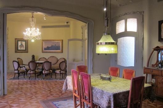 Gaudi Houses 17