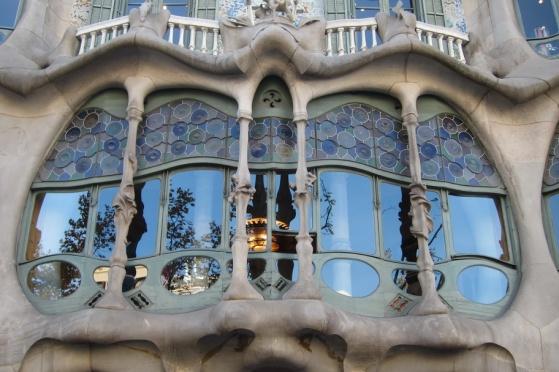 Gaudi Houses 20