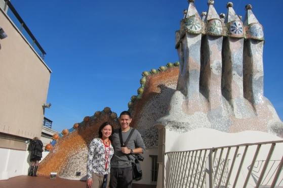 Gaudi Houses 33