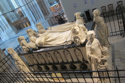 Tomb of Francis II, Duke of Brittany