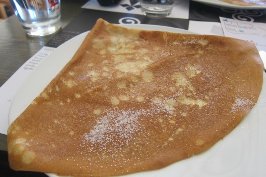 Butter and Sugar Crepe