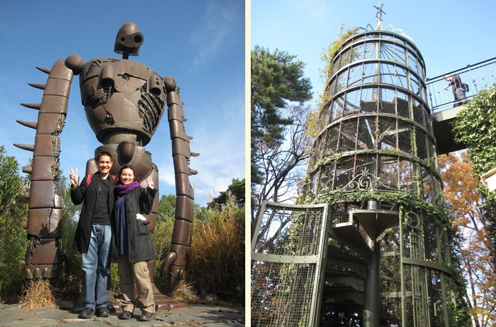 Flashback Friday Ghibli Museum Outside Of Tokyo The