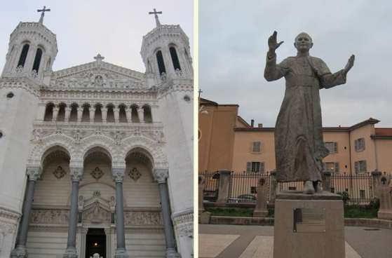 The Basilica and John Paul