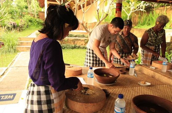 Bali Cooking 11
