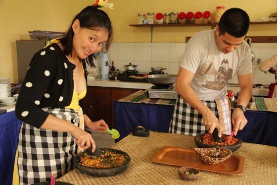 Bali Cooking 12