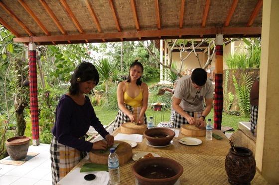 Bali Cooking 16