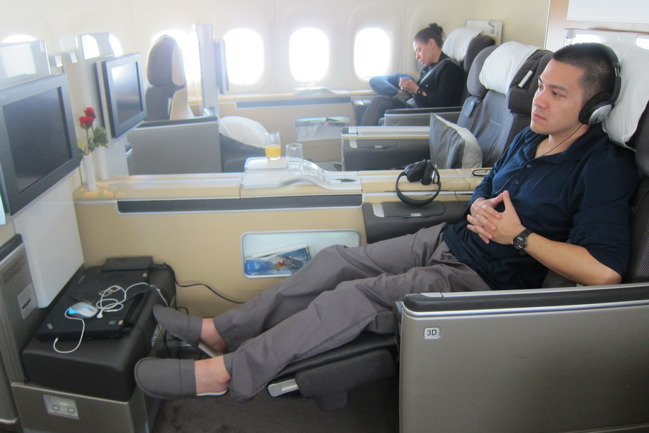 From Worst To First Flying Lufthansa 1st Class The