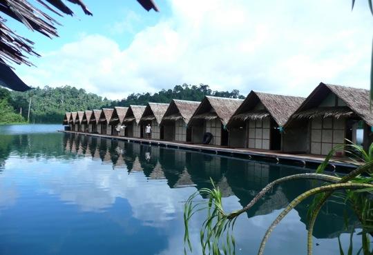 Raft House