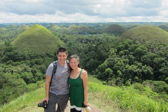 Bohol Chocolate Hills, Philippines