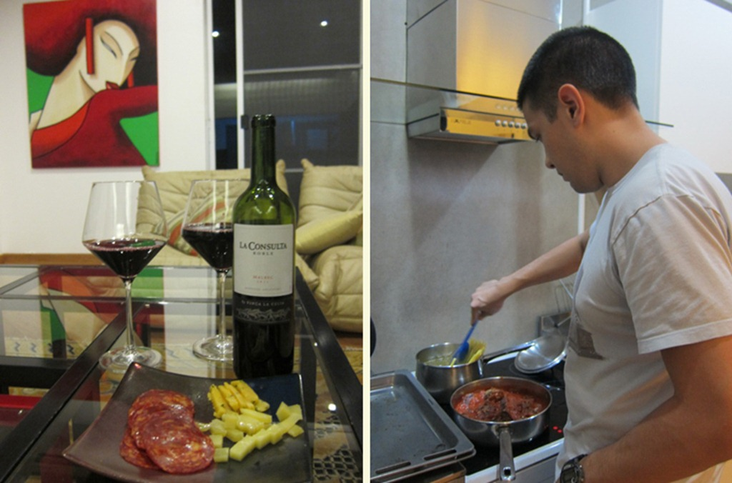Cooking in Chiang Mai