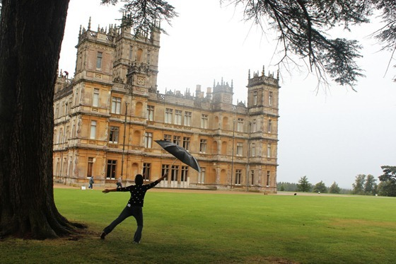 Highclere Castle, UK