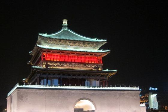 Xi'an Downtown 01