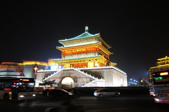 Xi'an Downtown 02