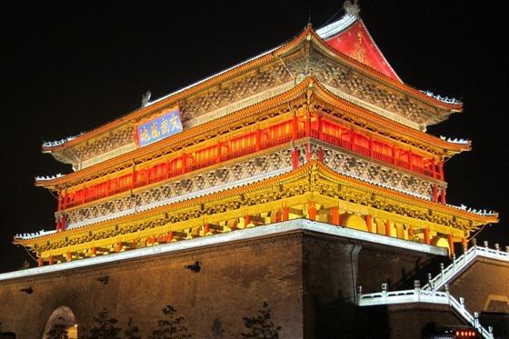 Xi'an Downtown 03