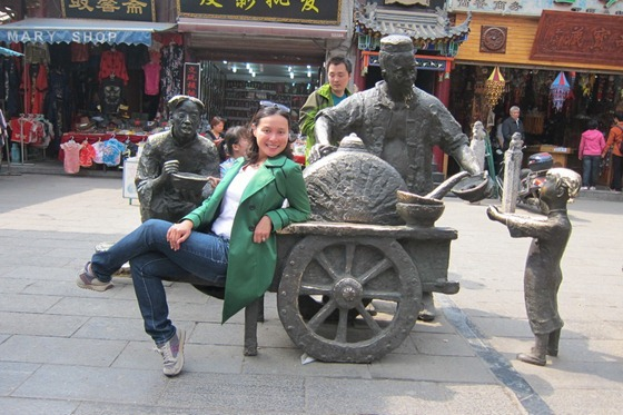 Xi'an Downtown 07