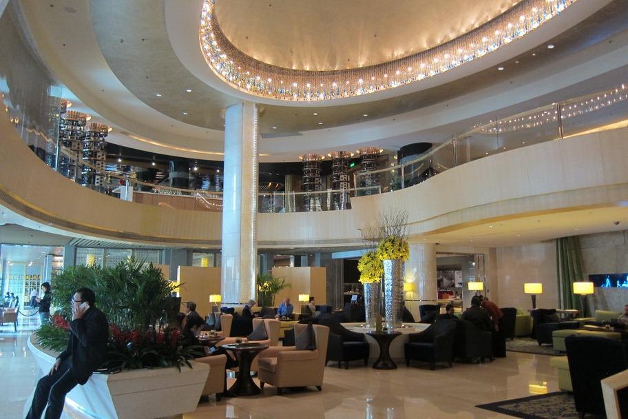 Jw Marriott Beijing One Classy Category 4 Hotel The Selfish Years