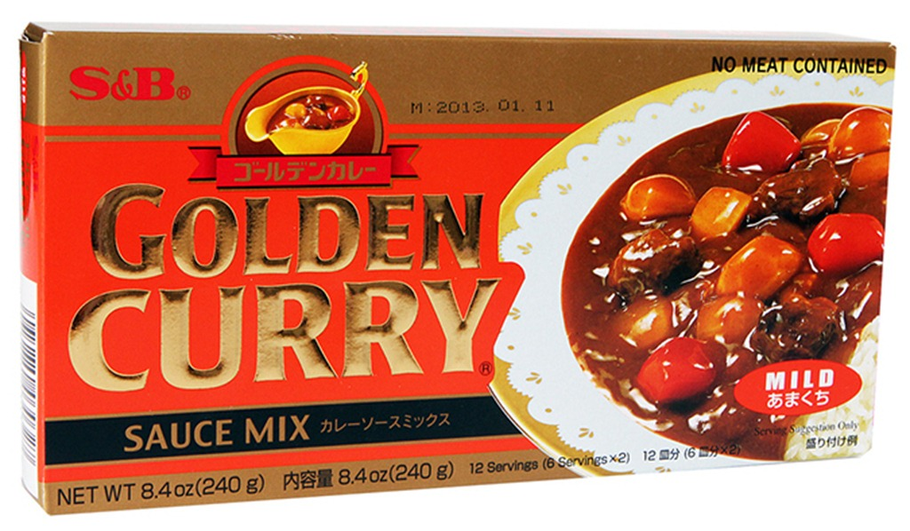 Golden Curry
