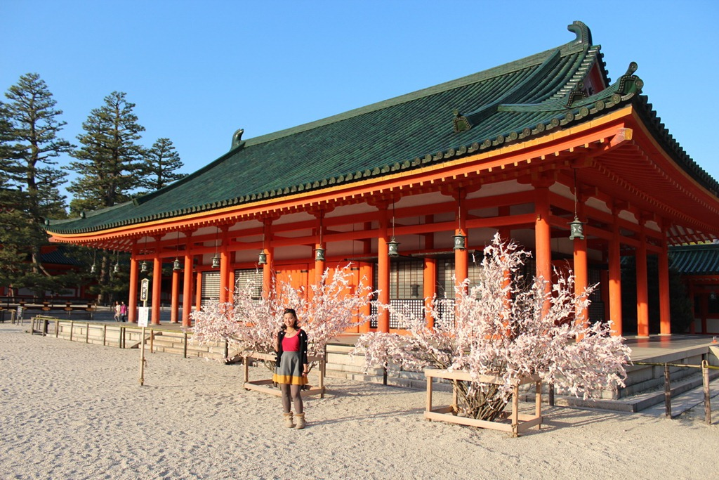 Heian Shrine 01