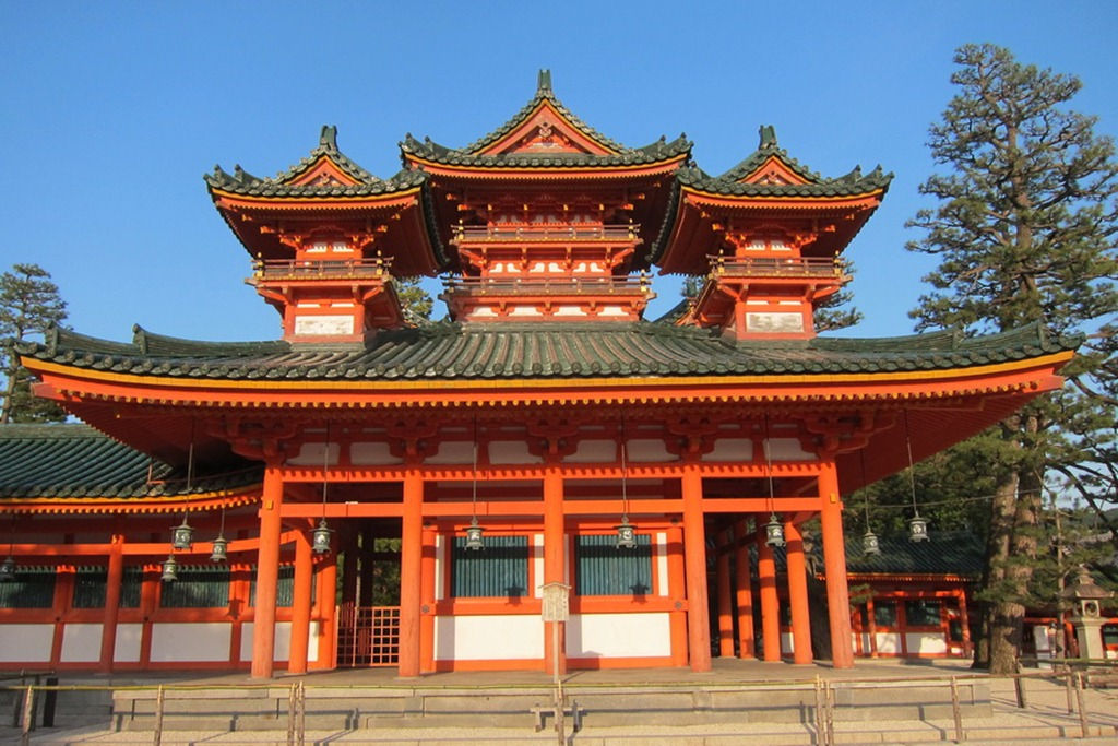 Heian Shrine 05