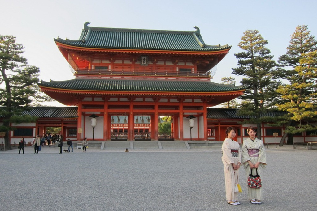 Heian Shrine 07