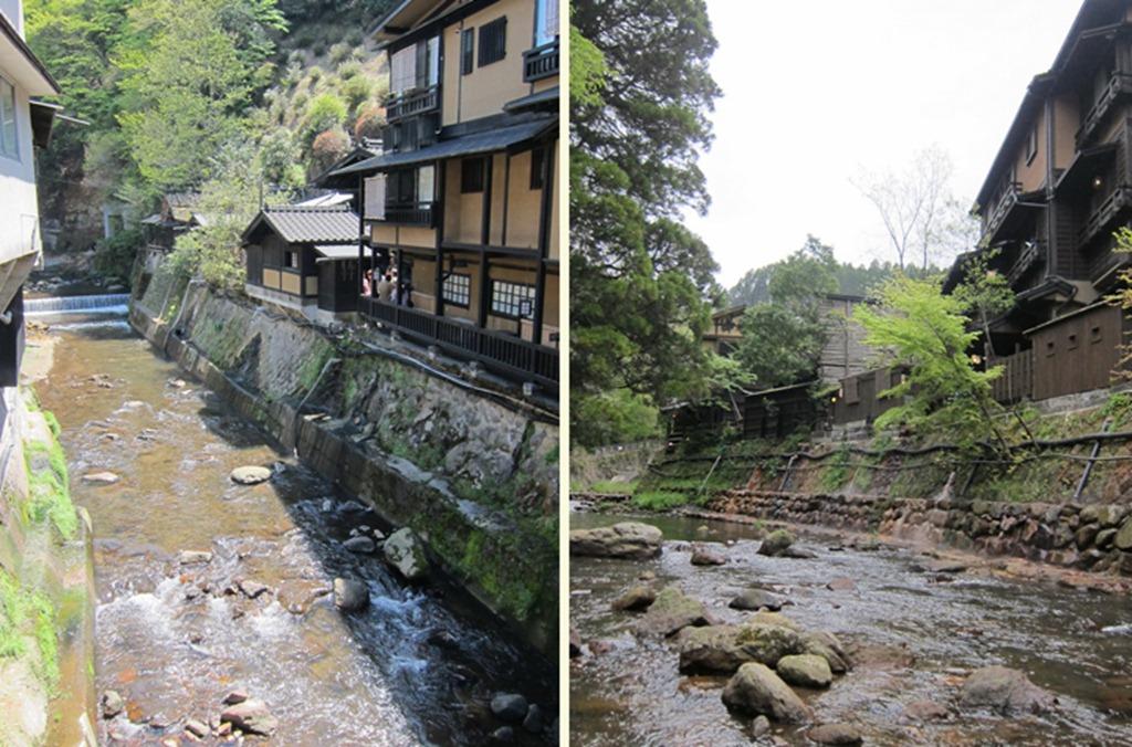 Kurokawa Onsen Town 003