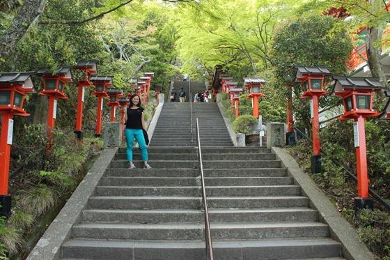 Mount Kurama 02