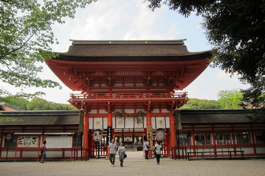 Shimgamo Shrine 05