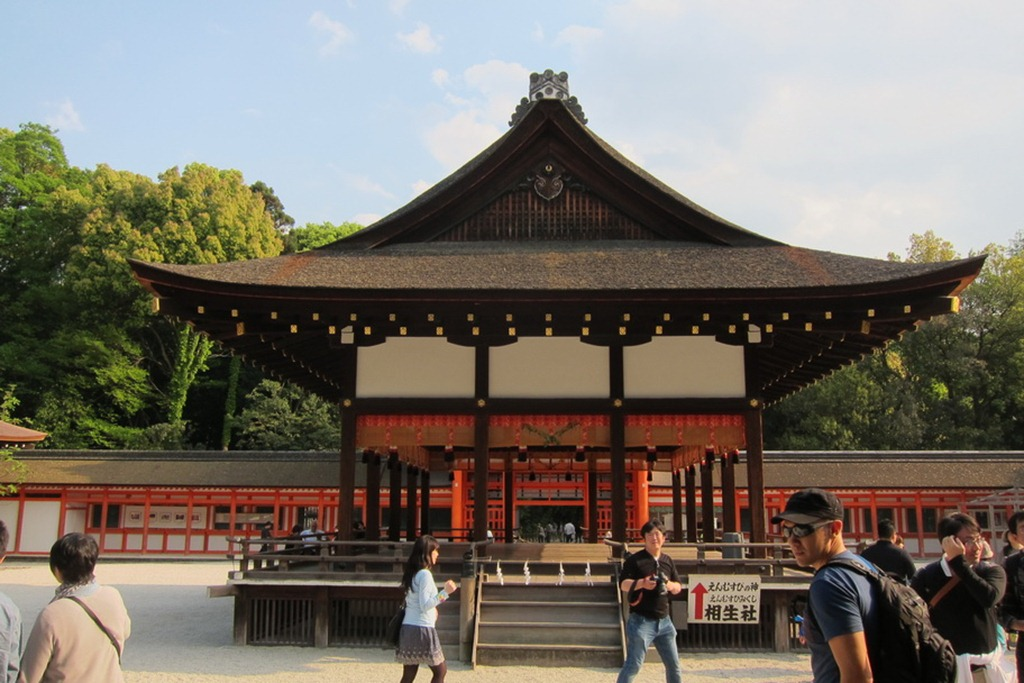 Shimgamo Shrine 07