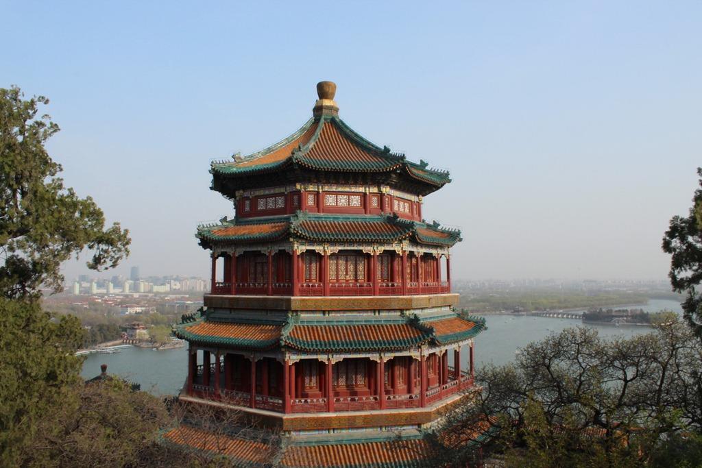 Bouncing Around Beijing Lama Temple Temple Of Heaven