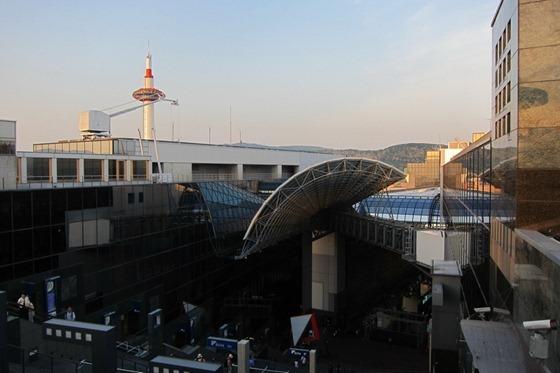Kyoto Station 06