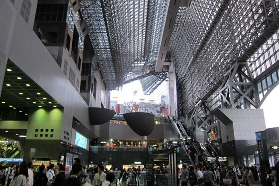 Kyoto Station 09