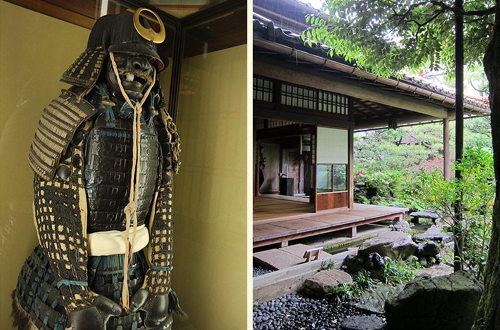 Samurai House 01