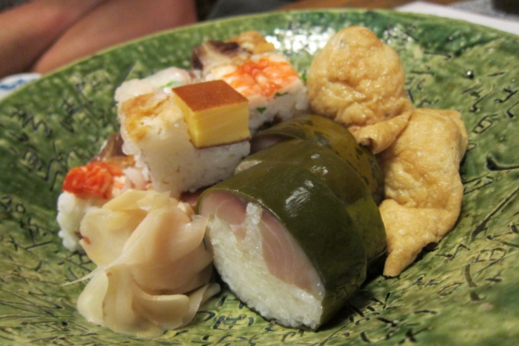 Sushi and Eel 04