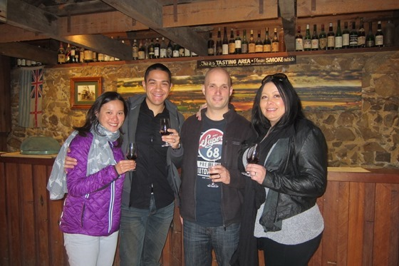 Barossa Wineries 10