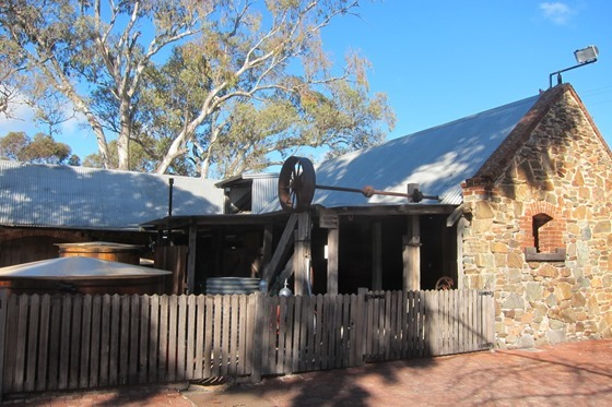 Barossa Wineries 11