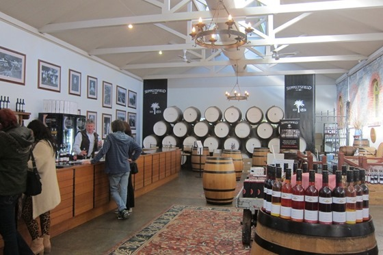 Barossa Wineries 17