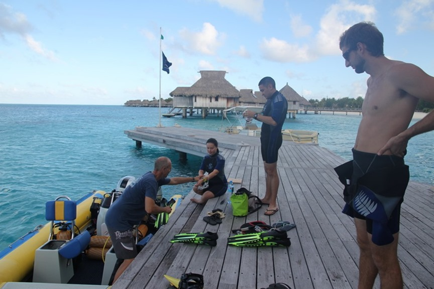 Bora Bora - Activities 004