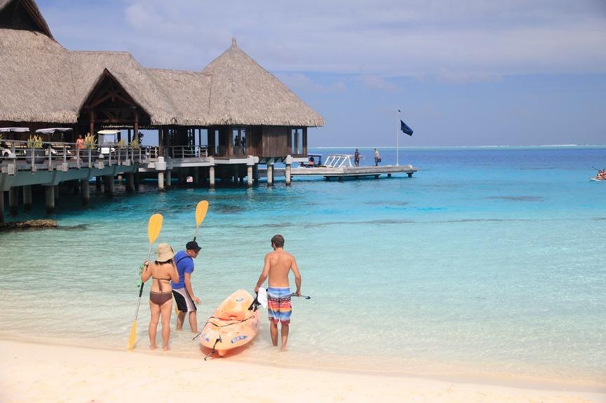 Bora Bora - Activities 014