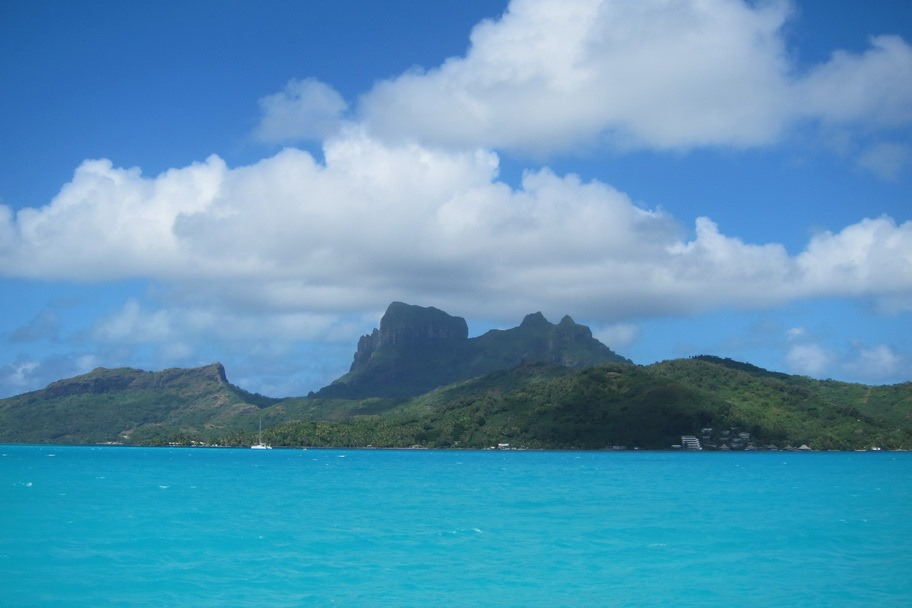 Bora Bora   The Selfish Years